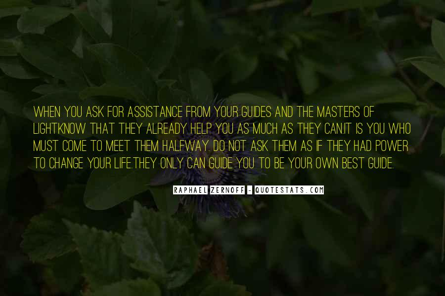 Quotes About Assistance #436203