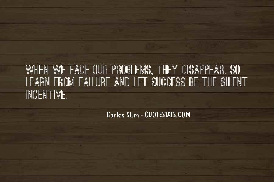 Quotes About Silent Success #28895