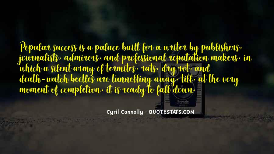 Quotes About Silent Success #418890