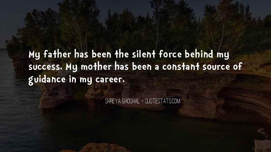 Quotes About Silent Success #484527