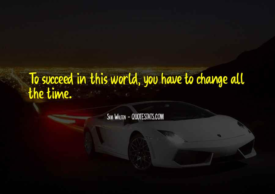 Quotes About Silent Success #587662