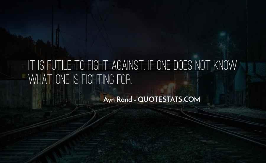 Quotes About Rising Above Fear #1226555