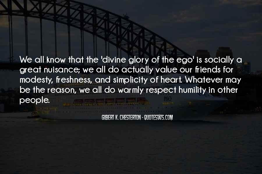 Quotes About Ego And Self Respect #252429