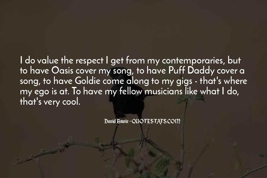Quotes About Ego And Self Respect #817319