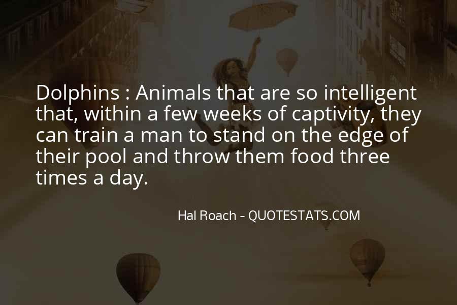 Quotes About Animals In Captivity #1806503