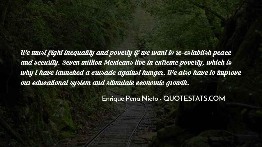 Quotes About Economic Inequality #1035298