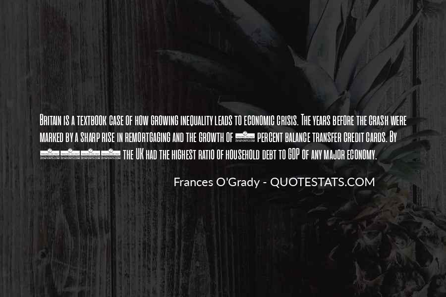 Quotes About Economic Inequality #1247672