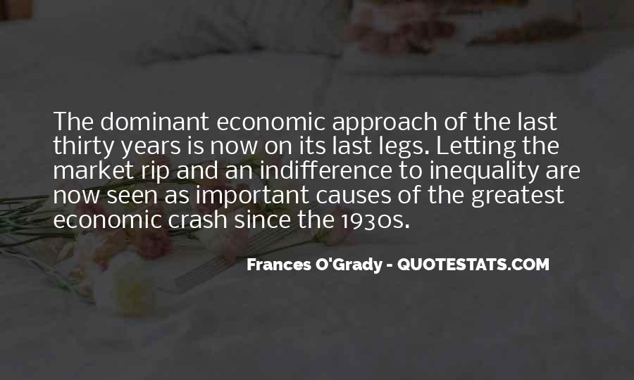Quotes About Economic Inequality #1513946