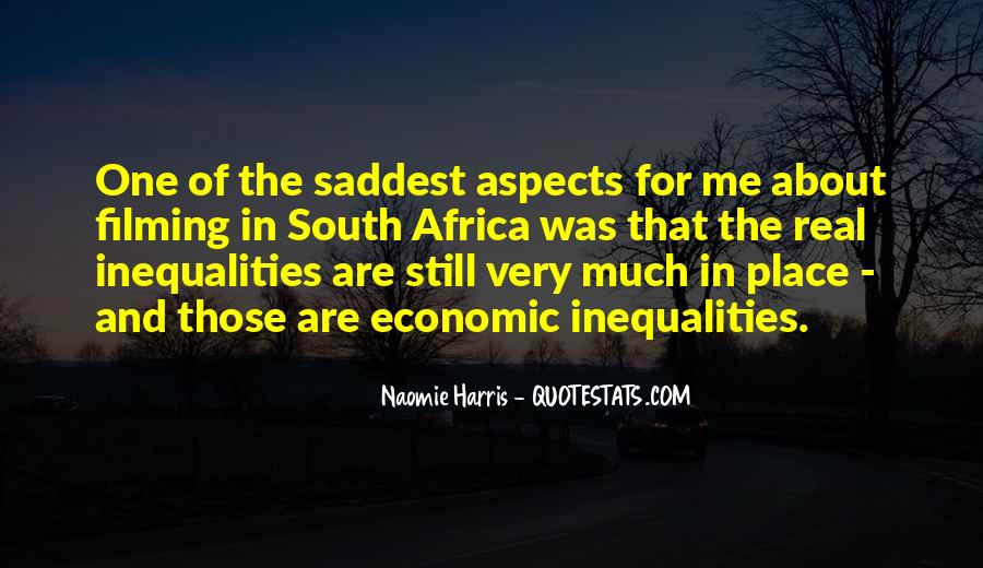 Quotes About Economic Inequality #1572615