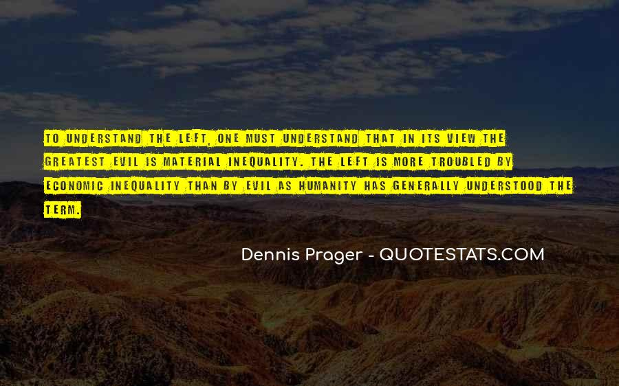 Quotes About Economic Inequality #1610617