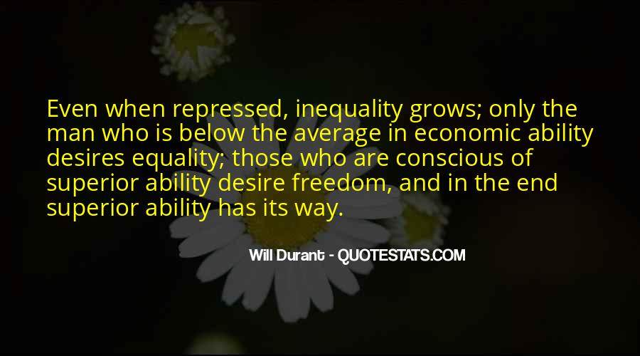Quotes About Economic Inequality #171153