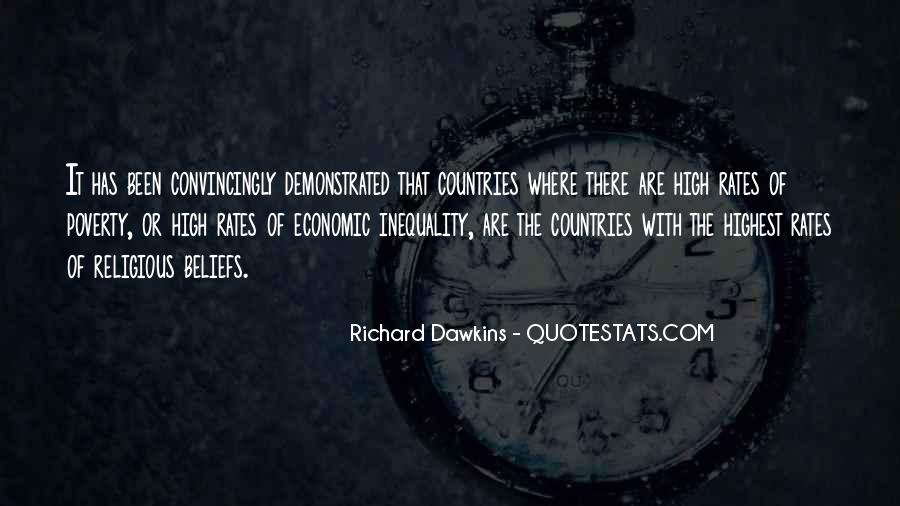 Quotes About Economic Inequality #225342