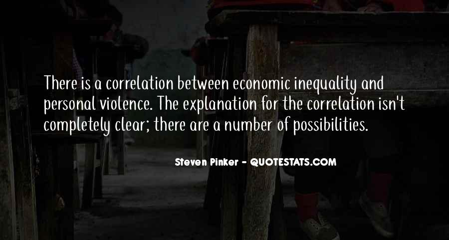 Quotes About Economic Inequality #290540