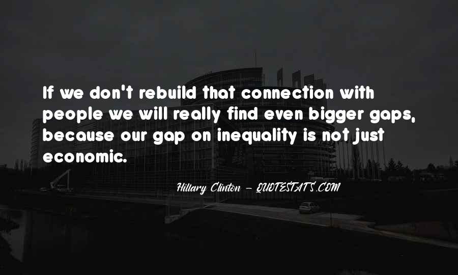 Quotes About Economic Inequality #319200