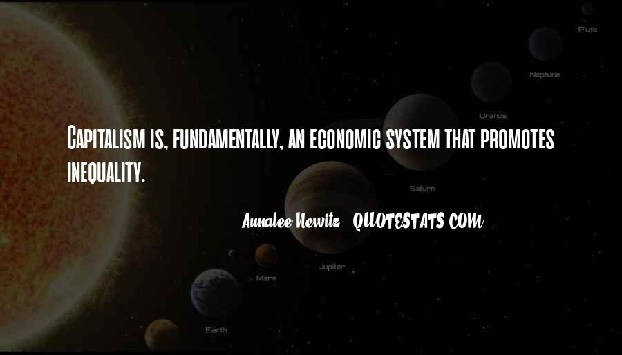 Quotes About Economic Inequality #33748