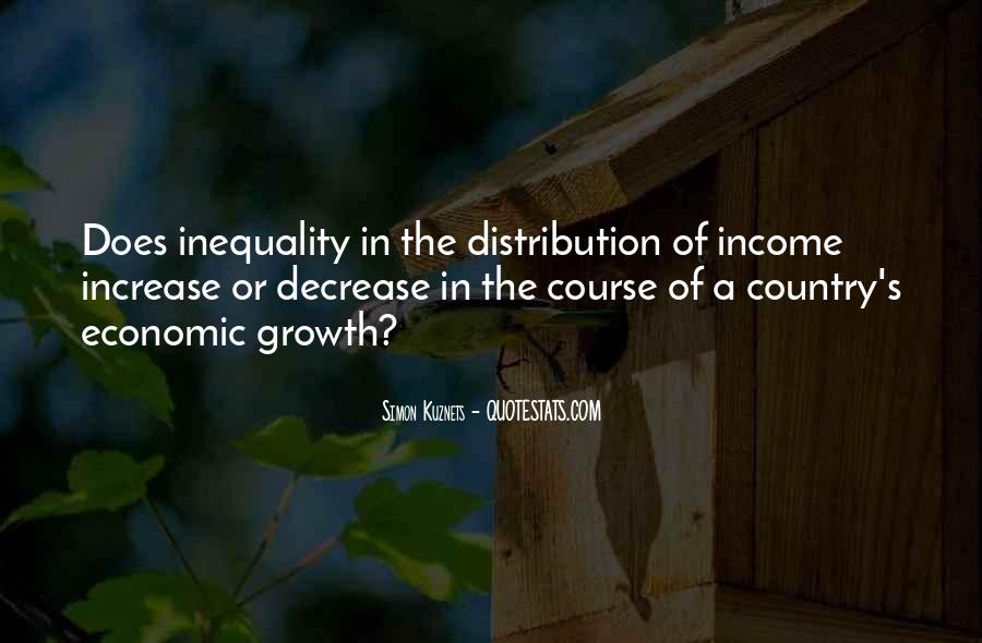 Quotes About Economic Inequality #512976