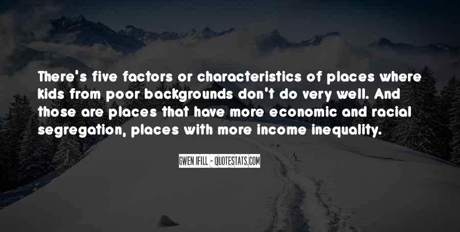 Quotes About Economic Inequality #527560