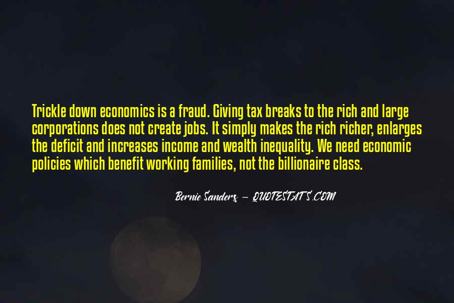 Quotes About Economic Inequality #62153