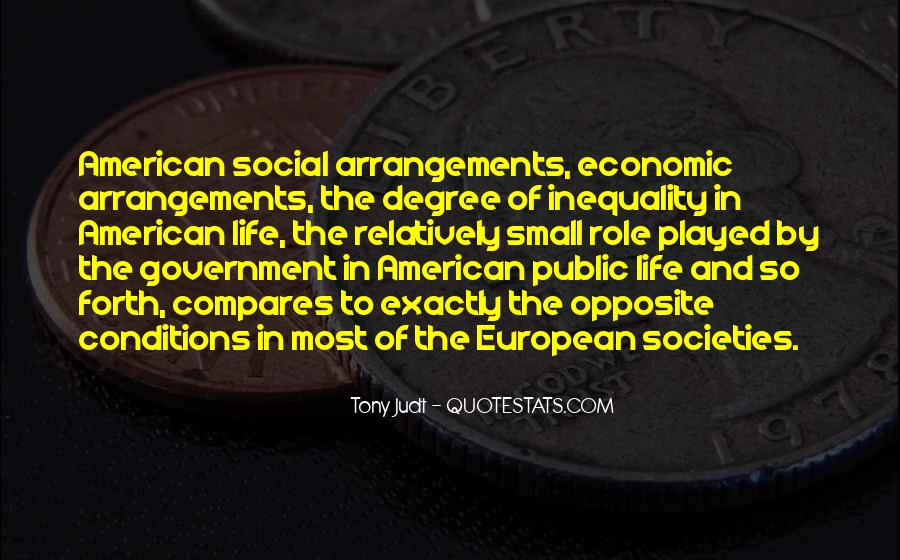 Quotes About Economic Inequality #657891