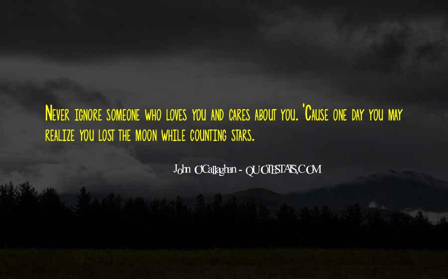 Quotes About Loves Lost #1400503