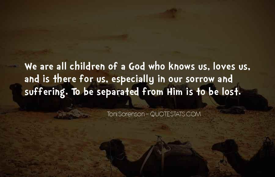Quotes About Loves Lost #863172