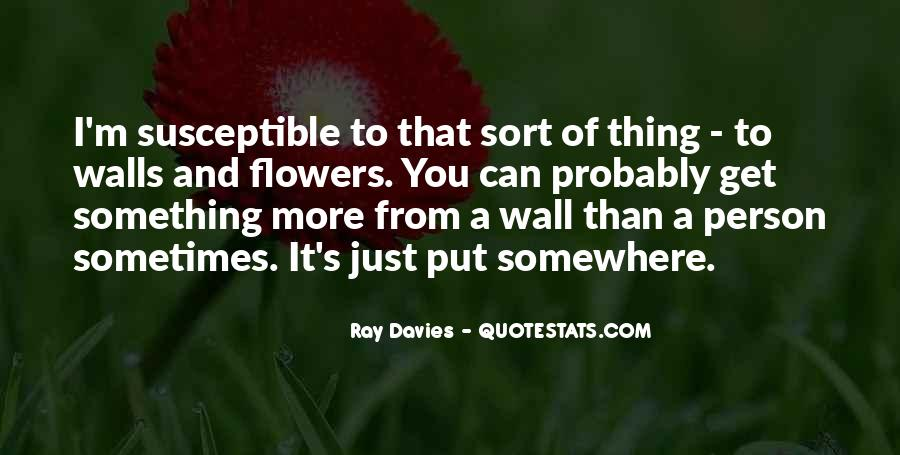 Quotes About Walls Put Up #145297