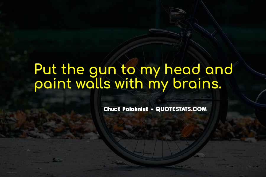 Quotes About Walls Put Up #167948