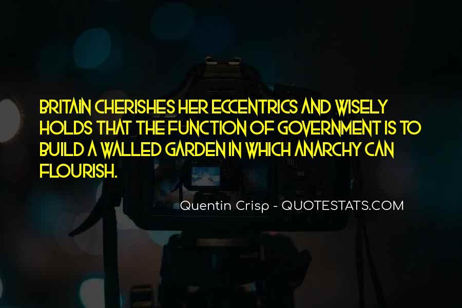 Quotes About Eccentrics #1163501