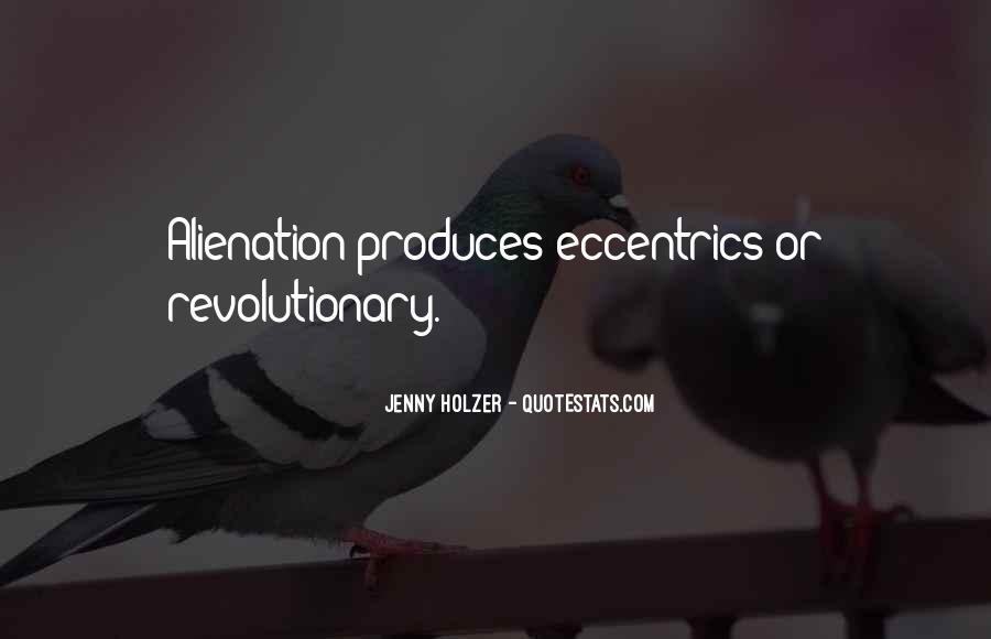 Quotes About Eccentrics #171406
