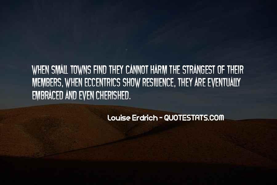 Quotes About Eccentrics #615442