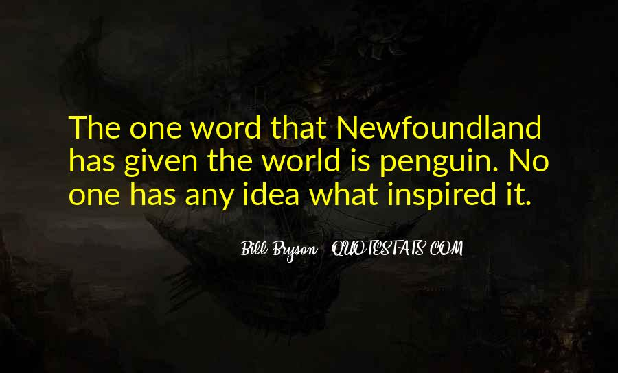 Quotes About No One Word #119302