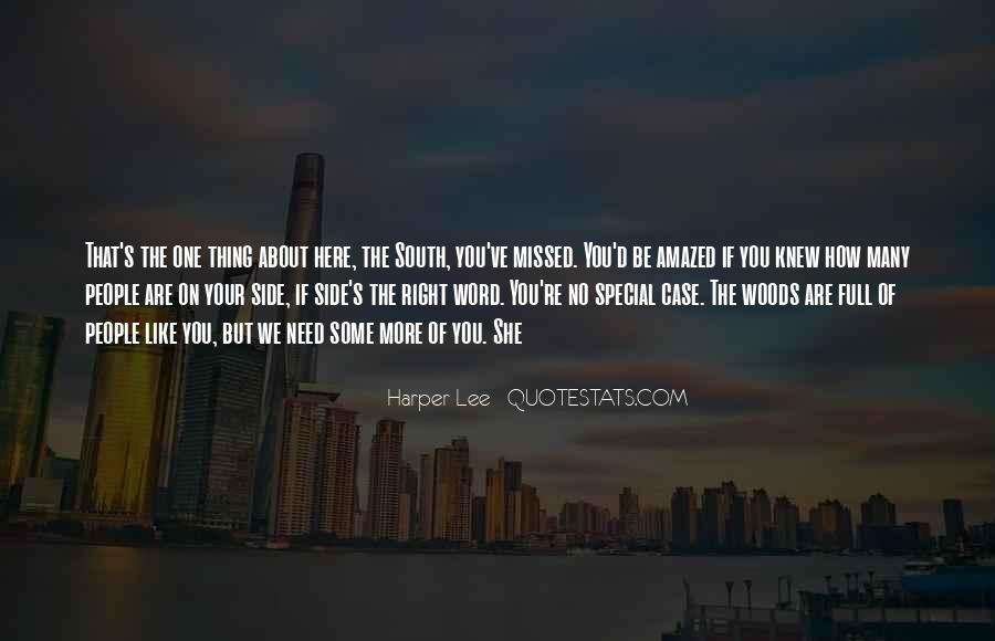 Quotes About No One Word #237177