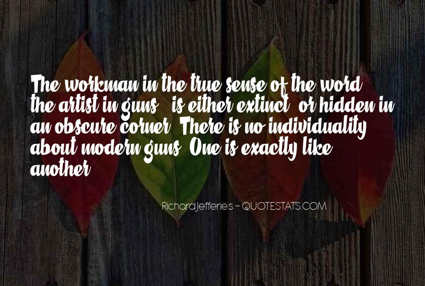 Quotes About No One Word #70057