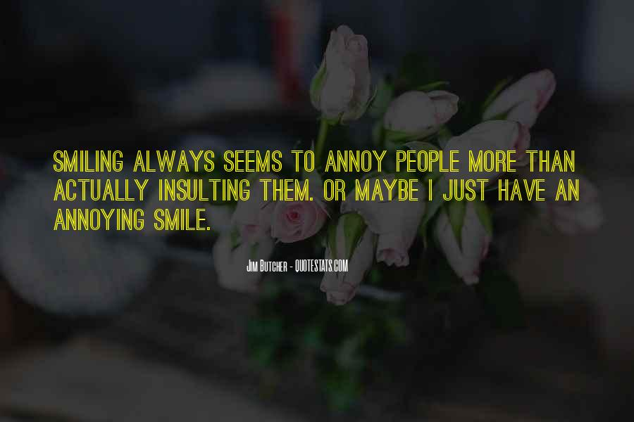 Quotes About Annoying Ex-wives #24066