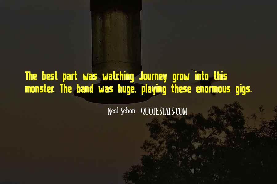 Quotes About Gigs #156580