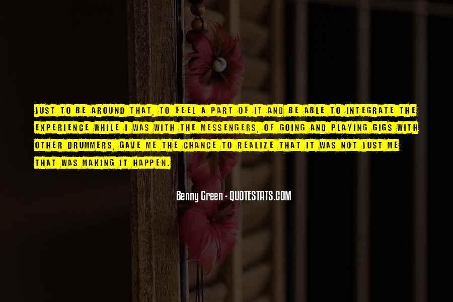 Quotes About Gigs #350144