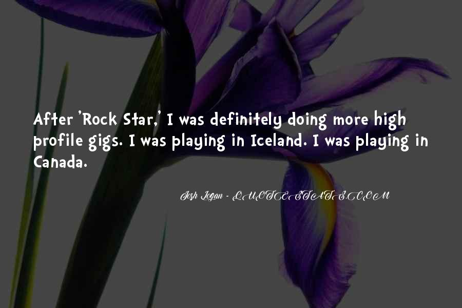 Quotes About Gigs #383879