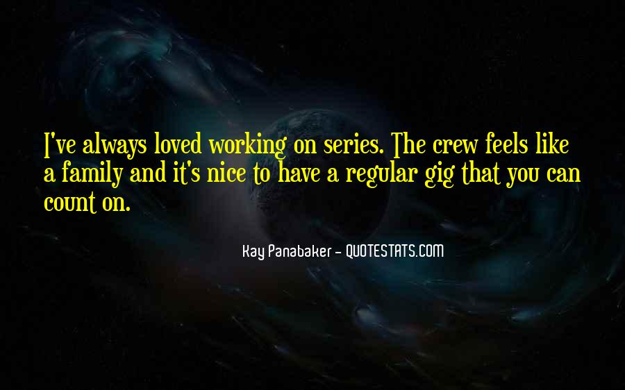 Quotes About Gigs #508038