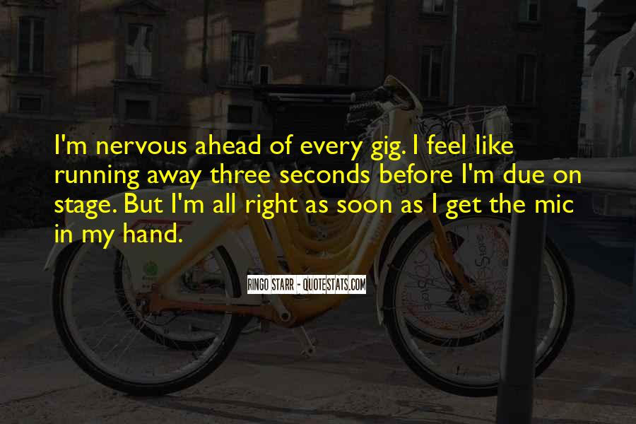 Quotes About Gigs #520630