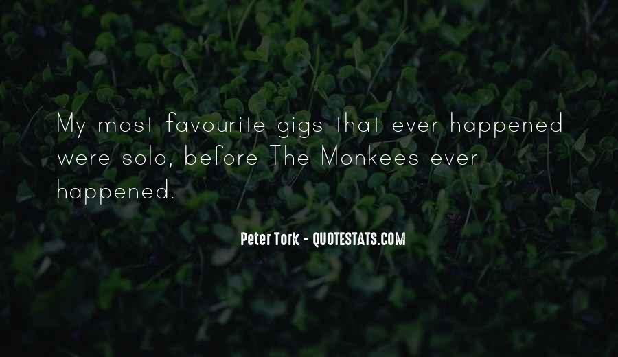 Quotes About Gigs #655685