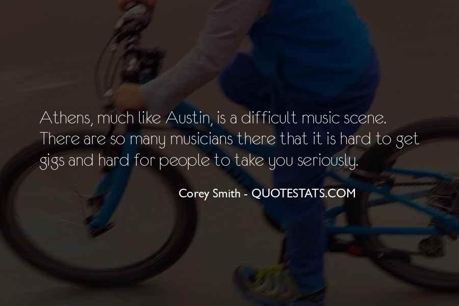 Quotes About Gigs #789301