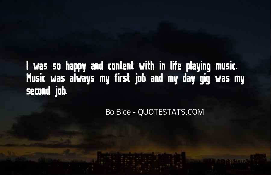 Quotes About Gigs #860701