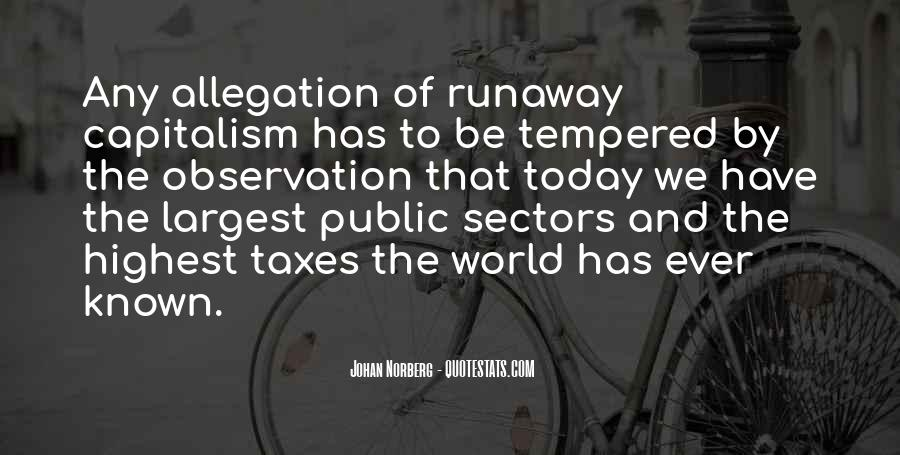 Quotes About Economics And Capitalism #1309178