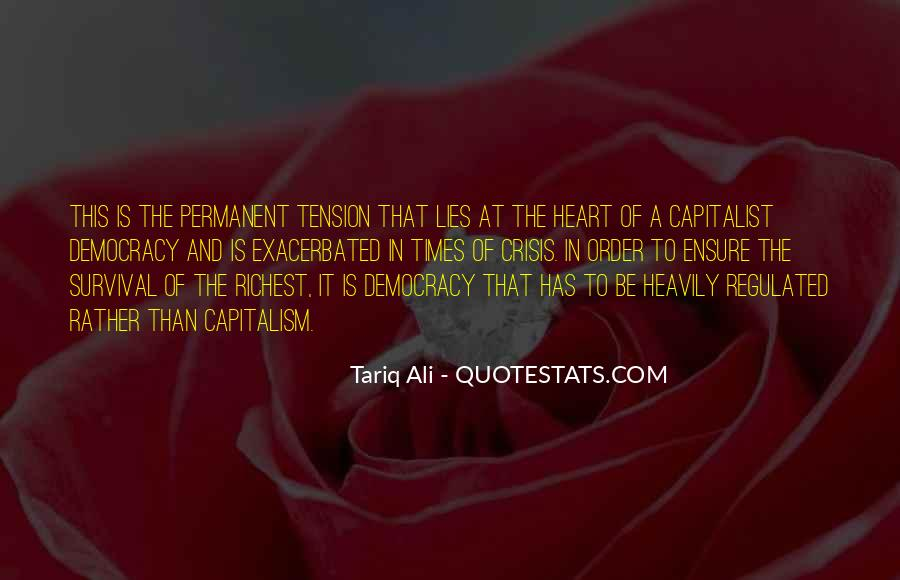 Quotes About Economics And Capitalism #1433991