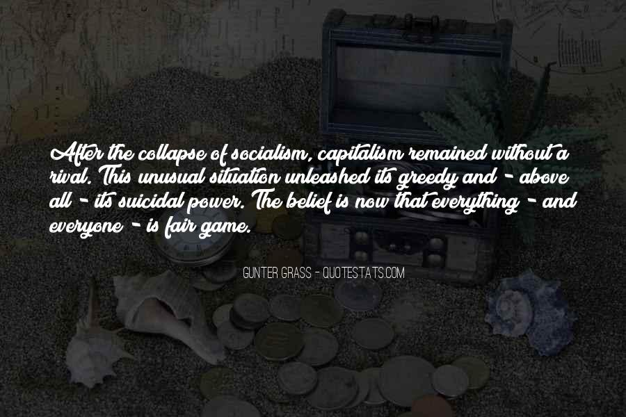 Quotes About Economics And Capitalism #17832