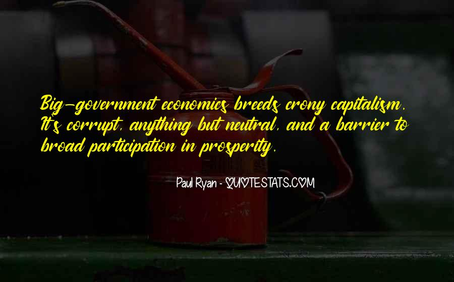 Quotes About Economics And Capitalism #178885