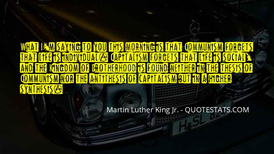Quotes About Economics And Capitalism #270243