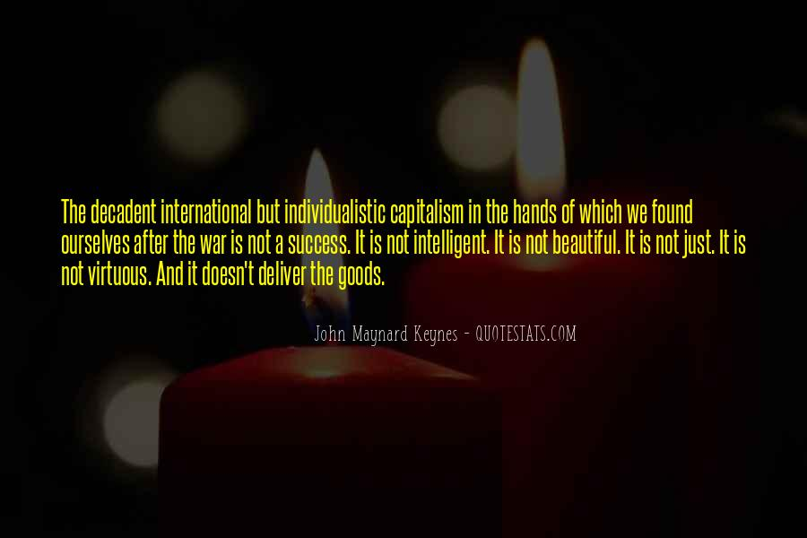 Quotes About Economics And Capitalism #294323