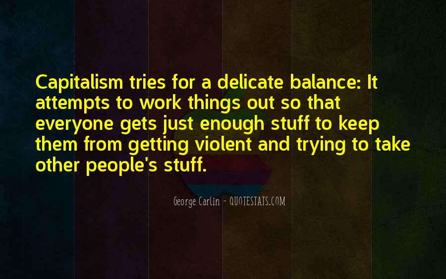 Quotes About Economics And Capitalism #31483