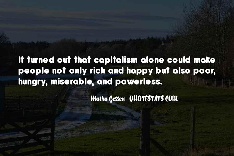 Quotes About Economics And Capitalism #601366
